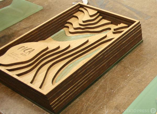 pica-awards-in-progress-wood-pica-potatopress-australia-brisbane-goldcoast-international-australiawide-custom-trophy-joinery-timber-acrylic-custom