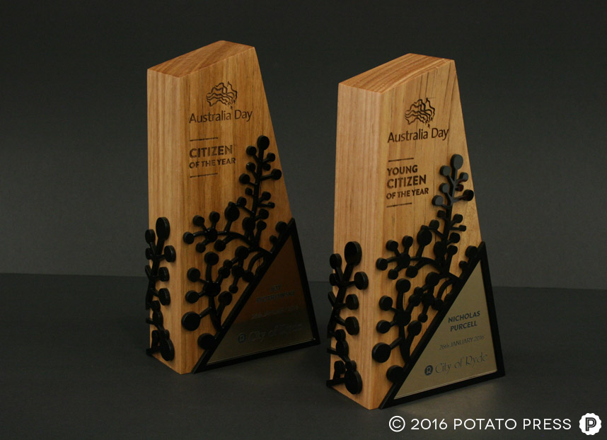 1-australia-day-laser-ethched-acrylic-timber-trophy-custom-plaque