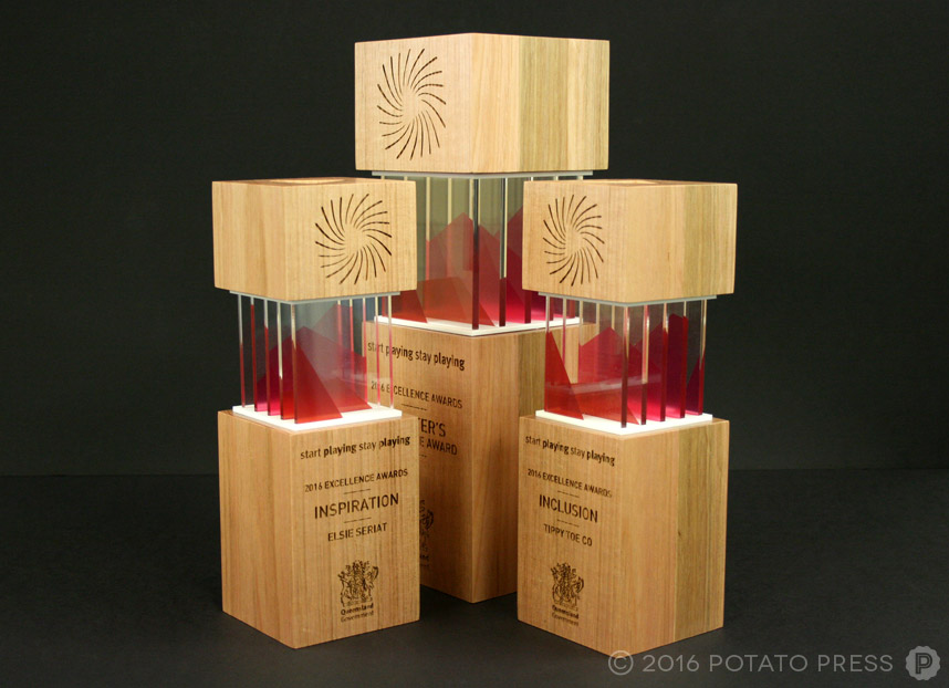 qld-gov-start-playing-stay-playing-excellence-awards-2016-potato-press-custom-wooden-award-australia-usa-3