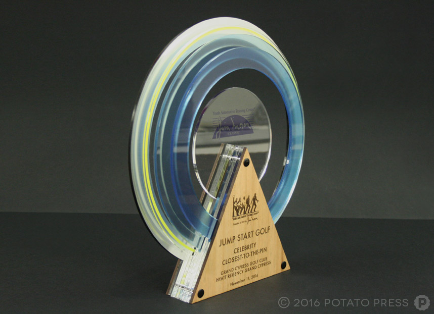 potato-press-circular-layered-acrylic-laser-etch-wooden-custom-trophy